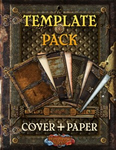 Steampunk Template Set