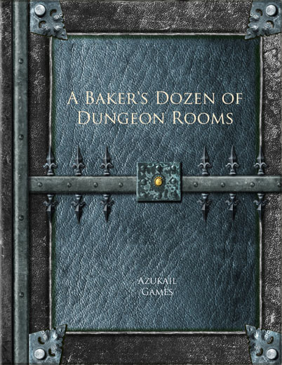 A Baker's Dozen of Dungeon Rooms