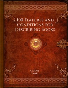 100 Features and Conditions for Describing Books