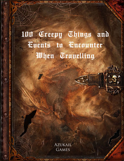 100 Creepy Things and Events to Encounter When Travelling