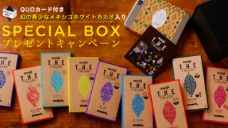 2018/12/31・2019/2/28明治 ザ・チョコレート スペシャルボックスプレゼントキャンペーン
