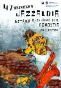 heineken jazz poster72