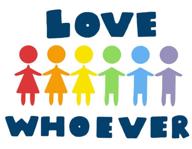 Love whoever