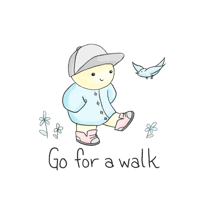 go-for-a-walk