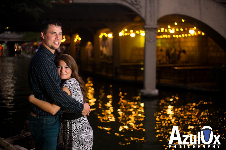 Kevin & Alyssa's Engagements – Part Two in San Antonio
