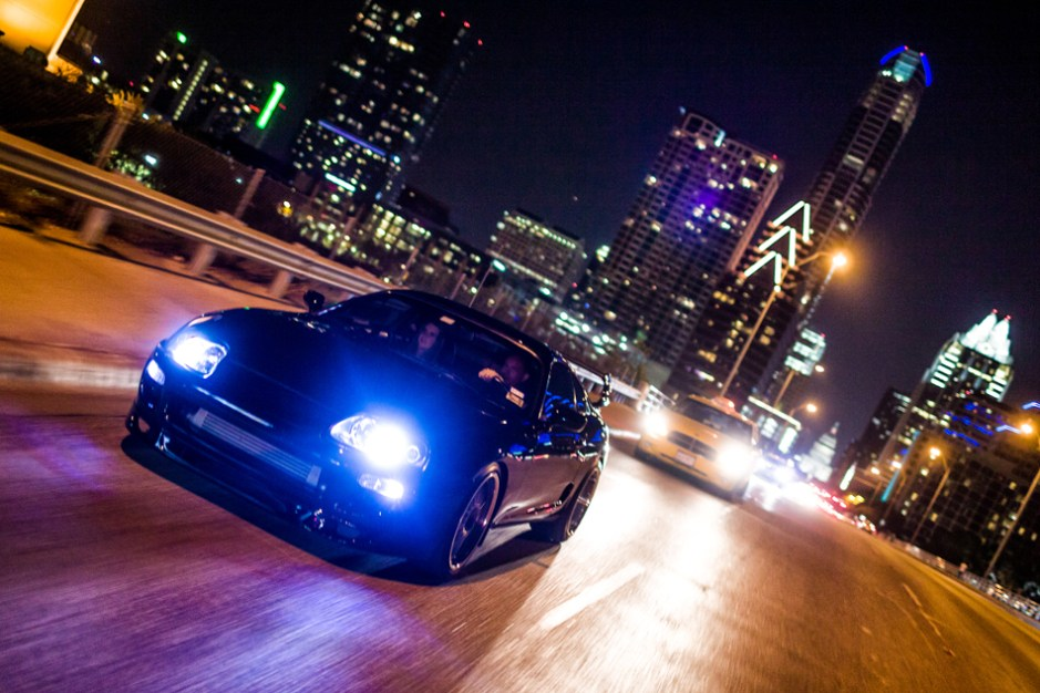 Black Supra, Ninja Light