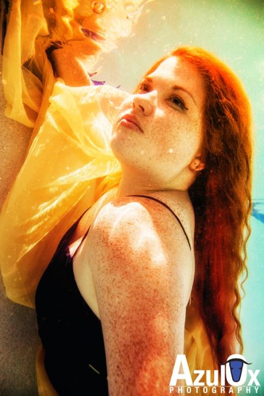 Katha: Underwater Portraits