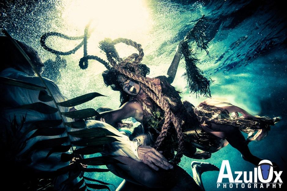 Underwater Sirens BTS