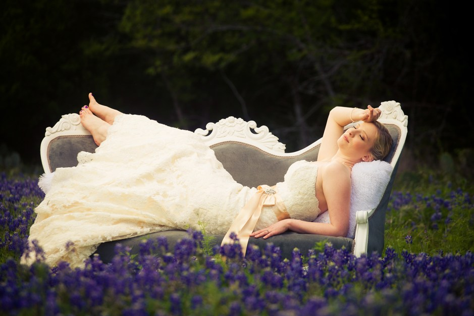 Katie: Bridal Portraits at STEMS Austin