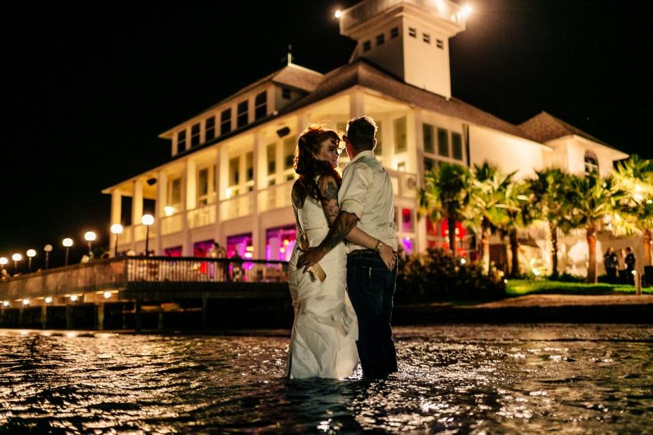 Stephanie & Jason: Mansion by the Sea Wedding in Port Aransas