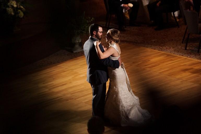 Kelsey & Sean: Pearl Stables Wedding in San Antonio -Austin Wedding photographers - First Dance -