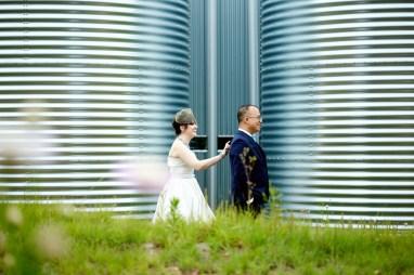 Jonathan and Lindsay -austin wedding photographer - Prospect House - DIY Wedding - First look