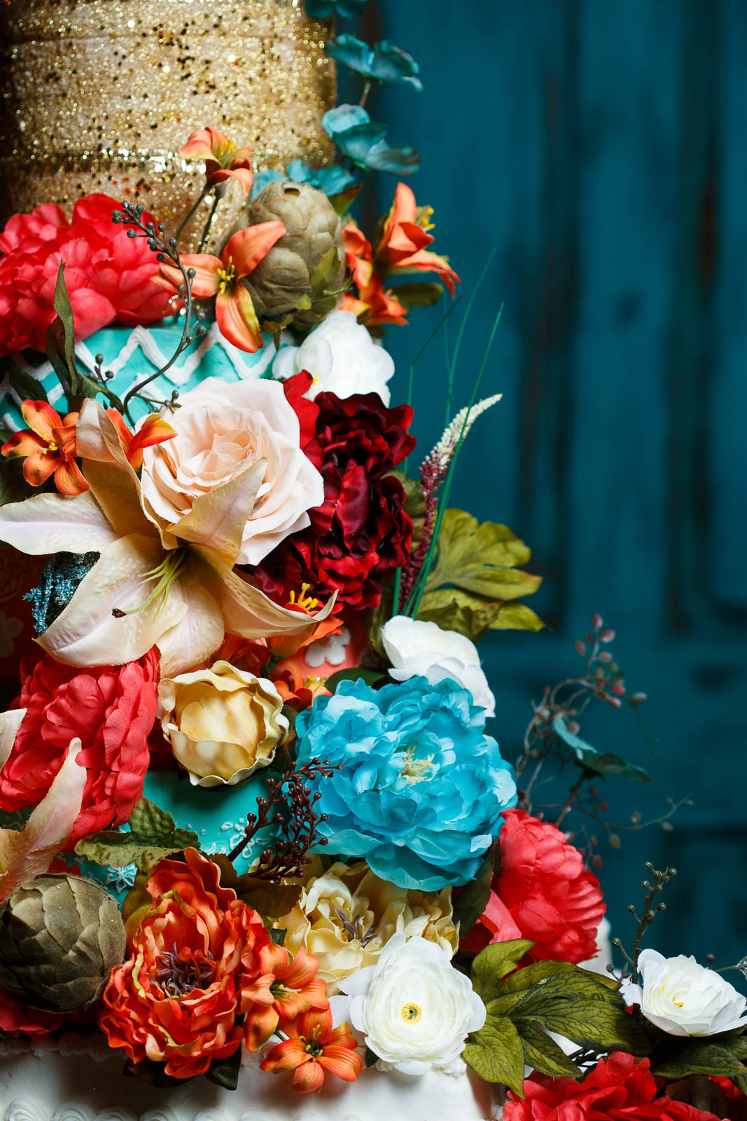 Canyon Lake Wedding - Country Wedding - Classic Car Wedding - Flowers - New Braunfels Wedding - Shay and Jason -