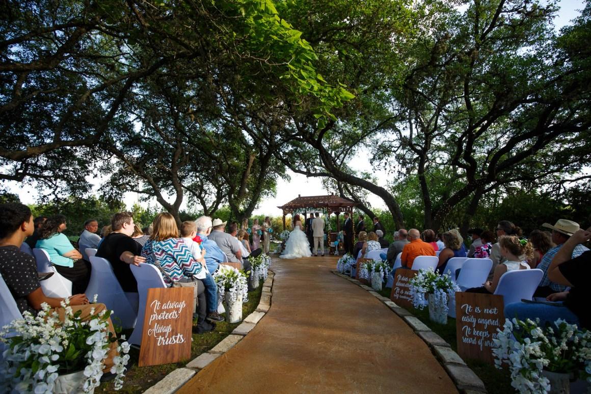 Canyon Lake Wedding - Country Wedding - Classic Car Wedding - DIY New Braunfels Wedding - Shay and Jason