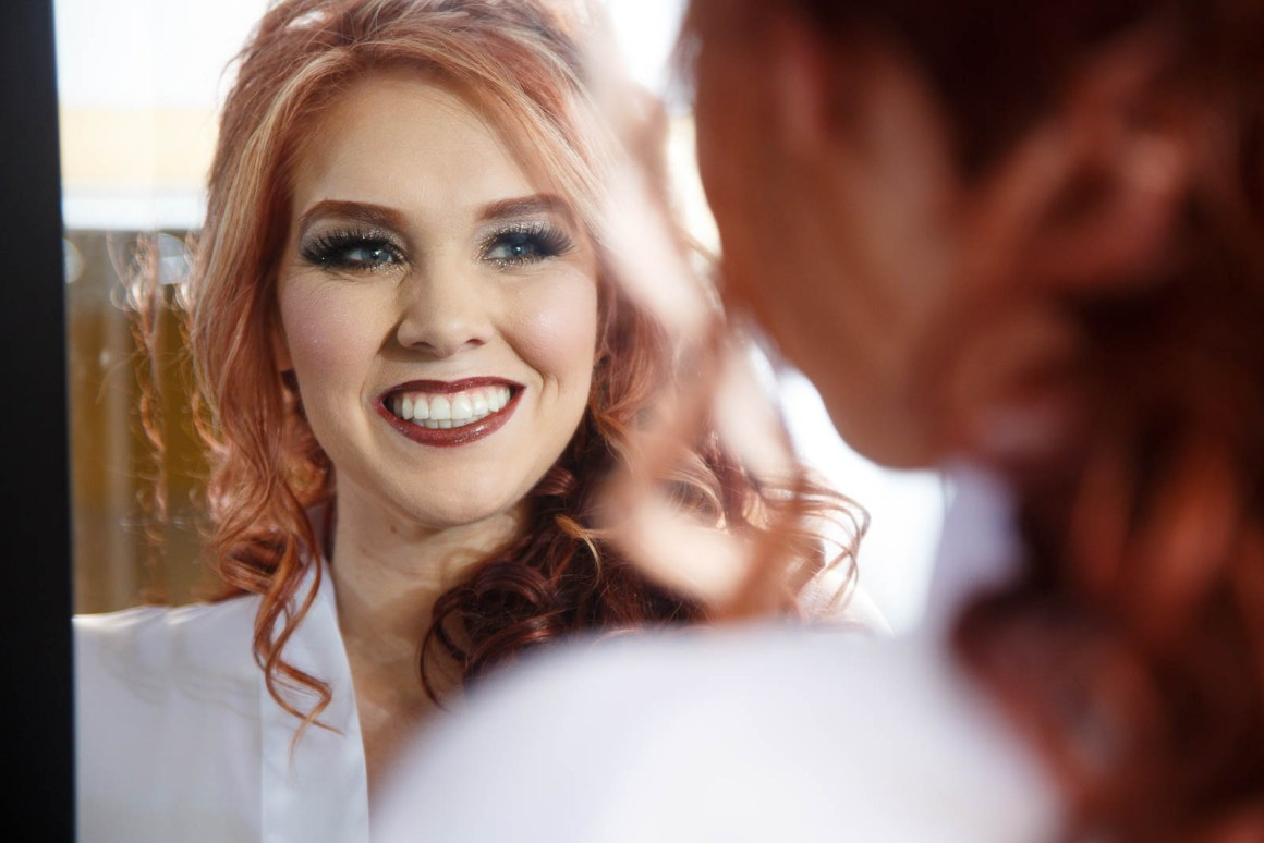 Canyon Lake Wedding - Country Wedding - Classic Car Wedding - New Braunfels Wedding - hair and make up - getting ready- Shay and Jason
