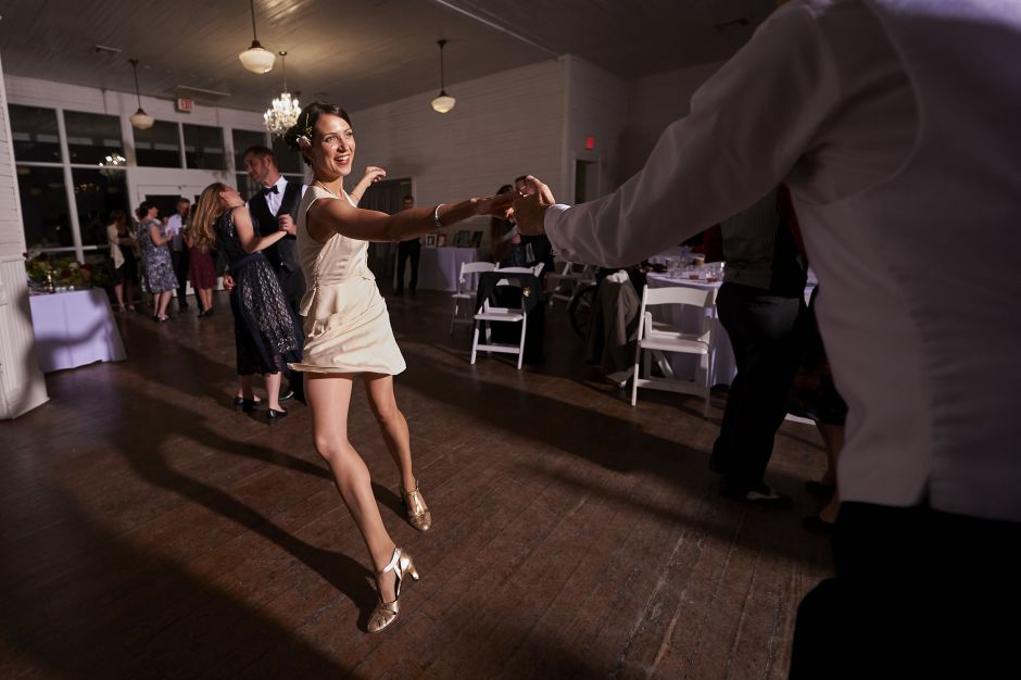 Emily and Peter Wedding - Mercury Hall -