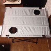 BUNDOK, Handy Table, ハンディーテーブル, 折り畳み, 軽量, コンパクト