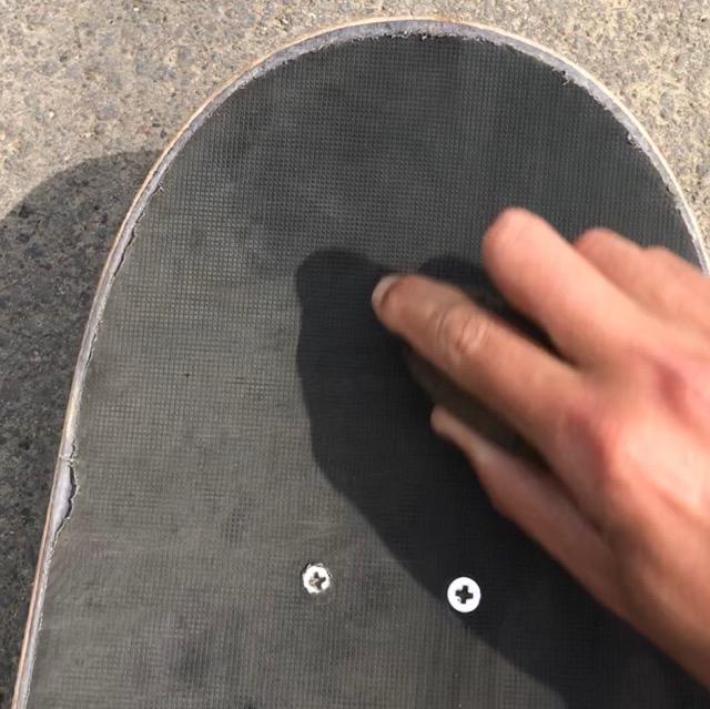 gripgum, skateboarding, グリップガム, スケボー, dkl,スケートボード, デッキテープ, 便利, 掃除,クリーニング