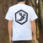 【黒岩わさび園】オリジナルTシャツを作ってみた