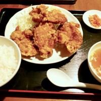 おいしい, からあげ, からあげ定食, はっちゃき, ラーメン, 上田, 定食