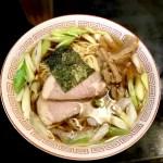 【長野上田市】ラーメン屋めぐり「麺将武士(もののふ)」で「 幻の王様中華そば」食べてきた