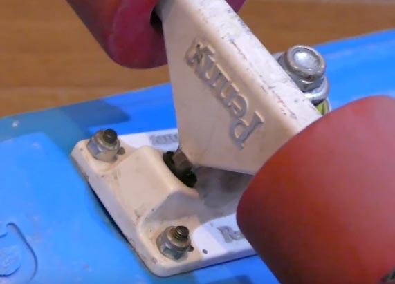 DIY,penny,ペニー,ブッシュ,ピボットブッシュ,交換,B00YBTNKYO,スケボー,スケートボード,skateboarding