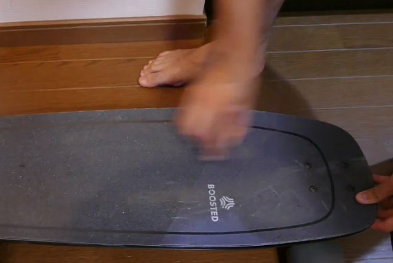 ブーステッド,ブーステッドボード,boosted,boosted board,boosted mini,boosted mini s,boosted mini x,ブーステッドミニ,電動スケボー,電動スケートボード,electric skateboard,レビュー,デッキテープ,ミニ,MOBグリップ,グリップガム,GripGum,比較