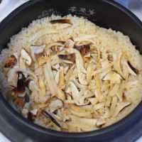 松茸,まつたけ,松茸ご飯,豊作,安曇野,秋,贅沢品