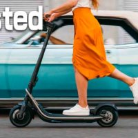 boosted,boosted rev,rev,ブーステッド,電動スクーター,electric scooter,スクーター