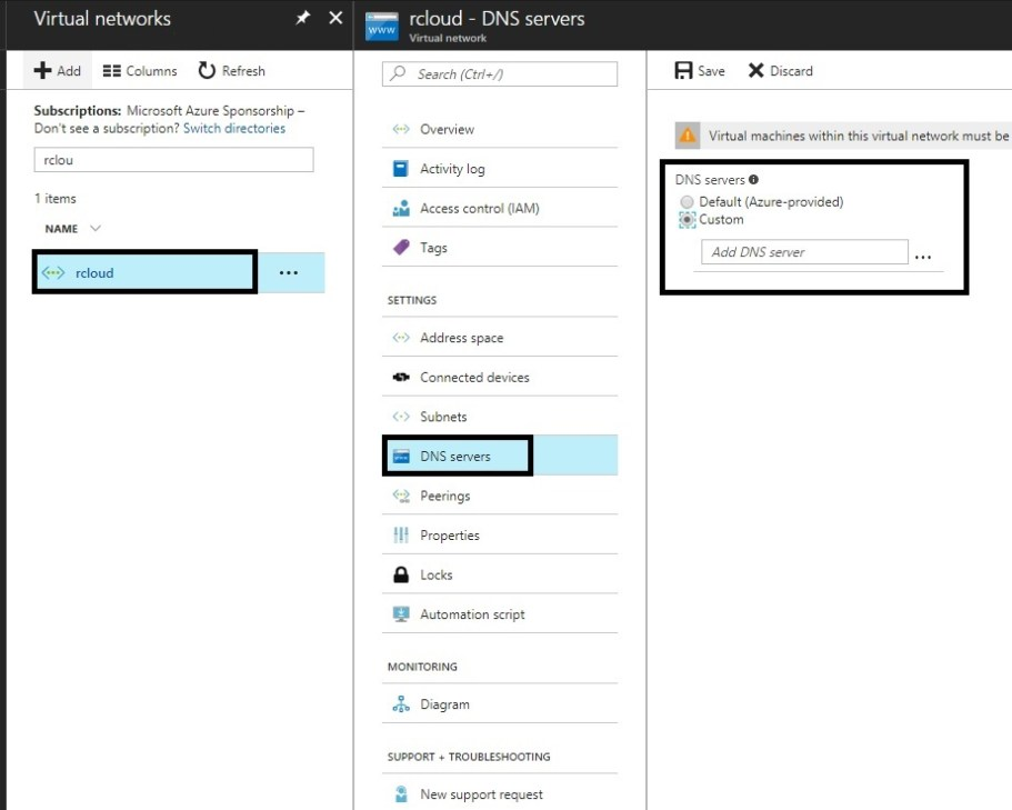 Connect to you On-premises Network From Azure: Site to Site