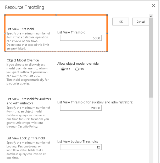 SharePoint Document Library Challenges: Item Thresholds + Limits