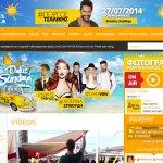 Sok FM 104,8 Homepage