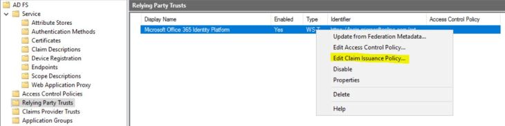 """Azure Conditional Access with """"Skip MFA for Requests From"""