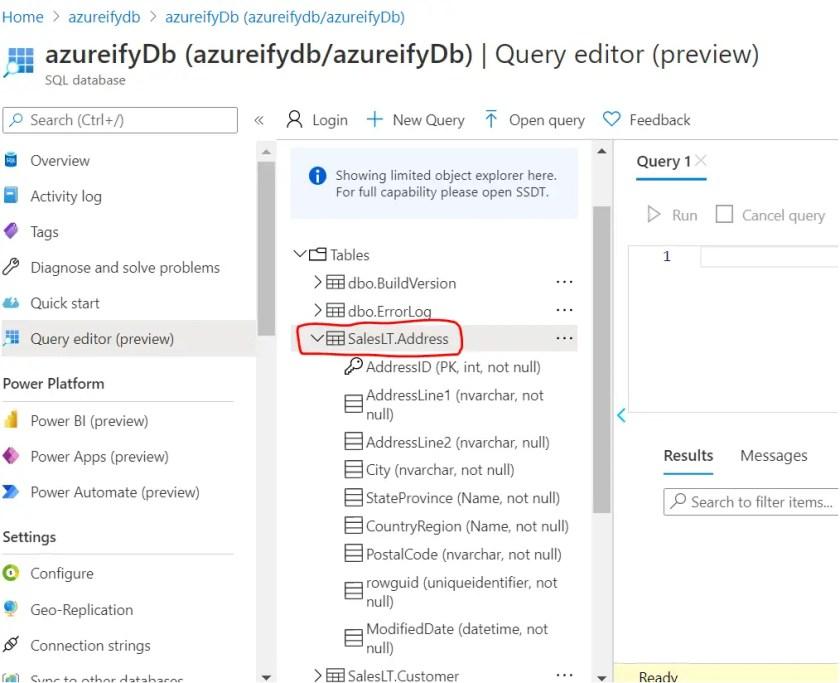 azure data factory copy activity