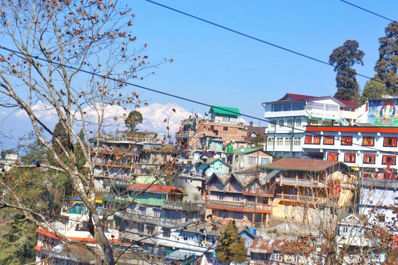 honeymoon in Darjeeling Valley- NJP to Darjeeling 3