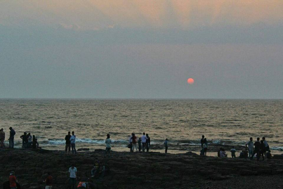 Places to visit in bandra Castella de Aguada 2 - Fort Bandra - Portuguese - Mumbai - Maharashtra - The Azure Sky Follows