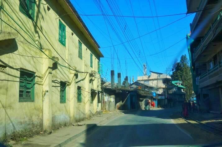 Places to visit in Darjeeling 7- The Azure Sky Follows - Tania Mukherjee