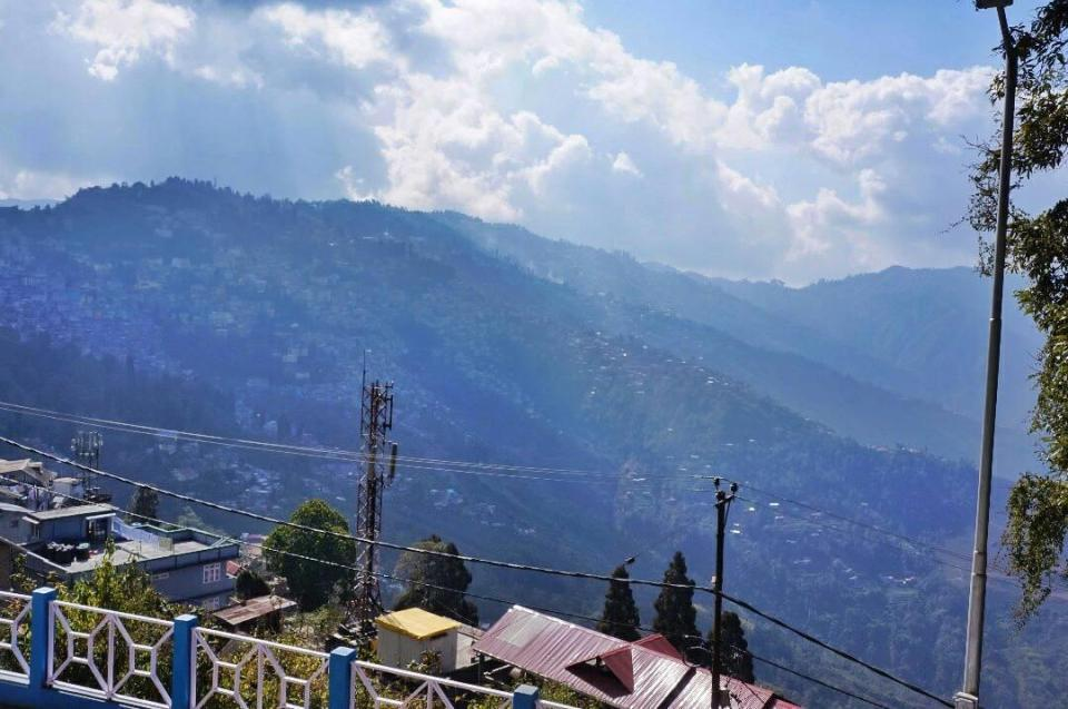 Places to visit in Darjeeling Nightingale's Park 7- Darjeeling- The Azure Sky Follows - Tania Mukherjee