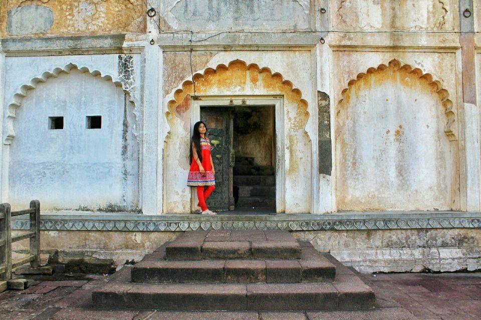 Aurangabad Taj Mahal 27 Bibi ka Maqbara Aurangabad Azure Sky Follows Tania