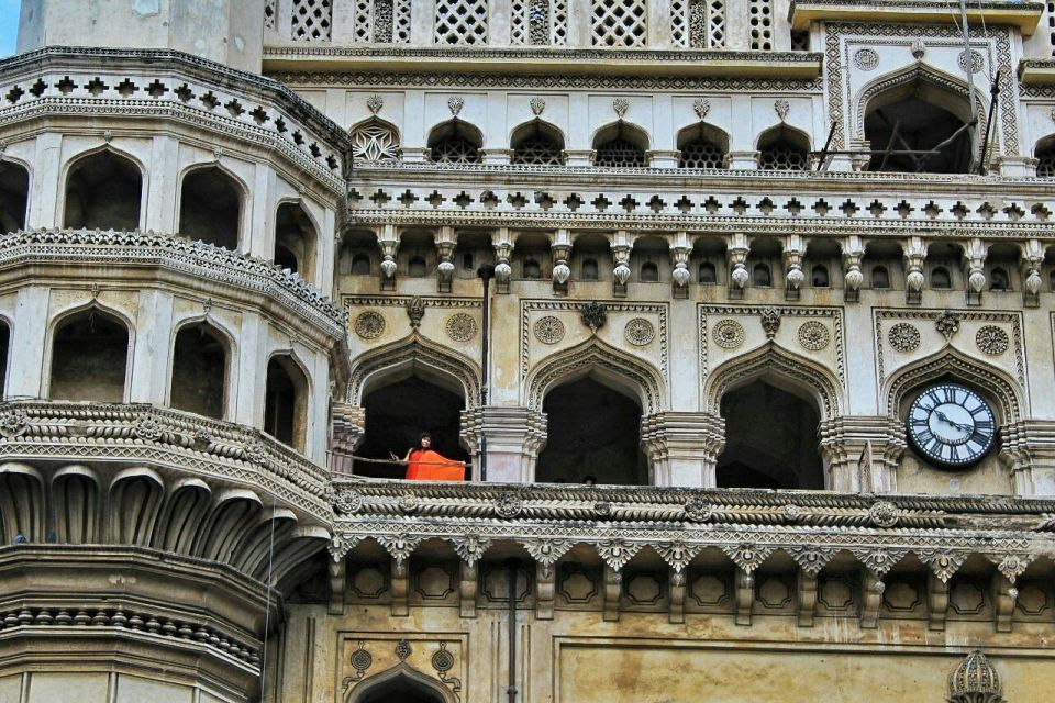 Hyderabad city tour -2 Charminar Hyderabad Telengana - What to see in Hyderabad - Azure Sky Follows