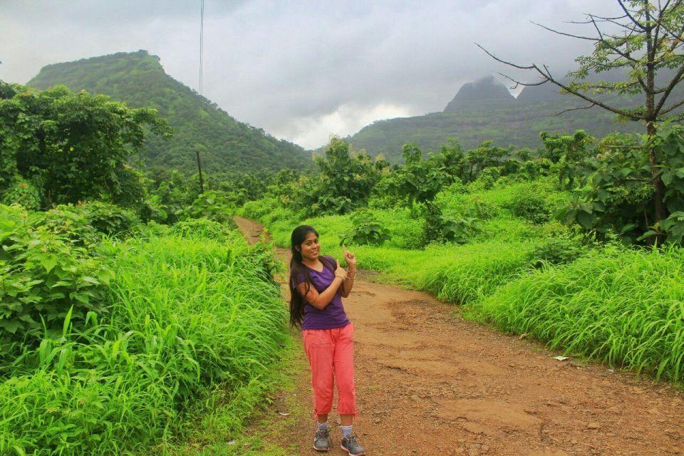 9 kalavantin Durg trek - Maharashtra India - Azure Sky Follows