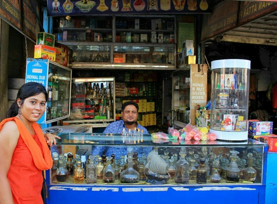 57 Hyderabad - Laad Bazaar - Pathhargatti - Markets - Karnataka - India - Azure Sky Follows - Tania