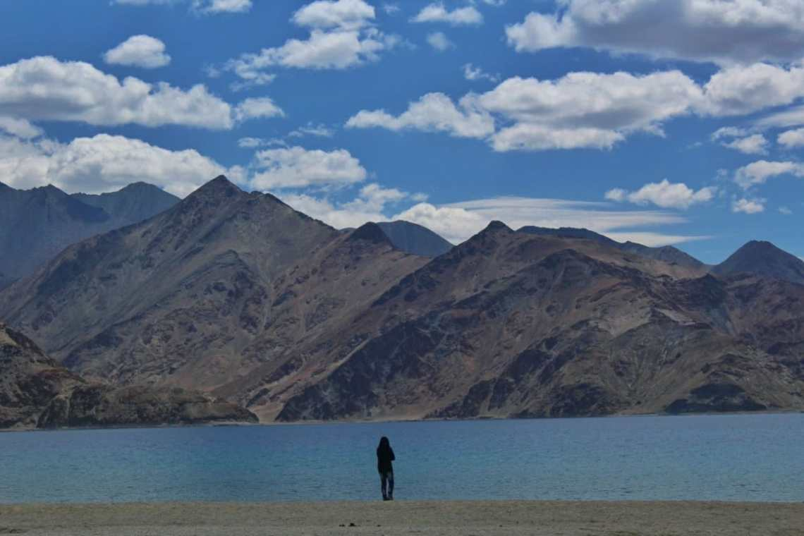 Travelling in Ladakh