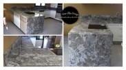 Plan de travail Granit SENSA BIANCO ANTICO