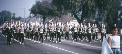 1959 Azusa Aztec Marching Band