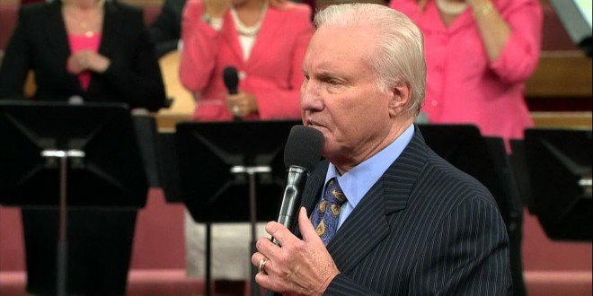 Jimmy Swaggart : Should he be embraced?