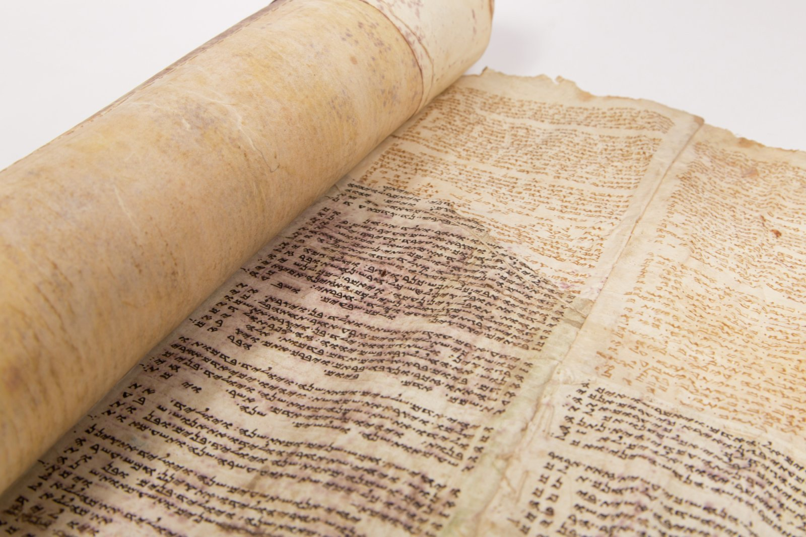 Open the Scroll : The call to partnership with Jesus