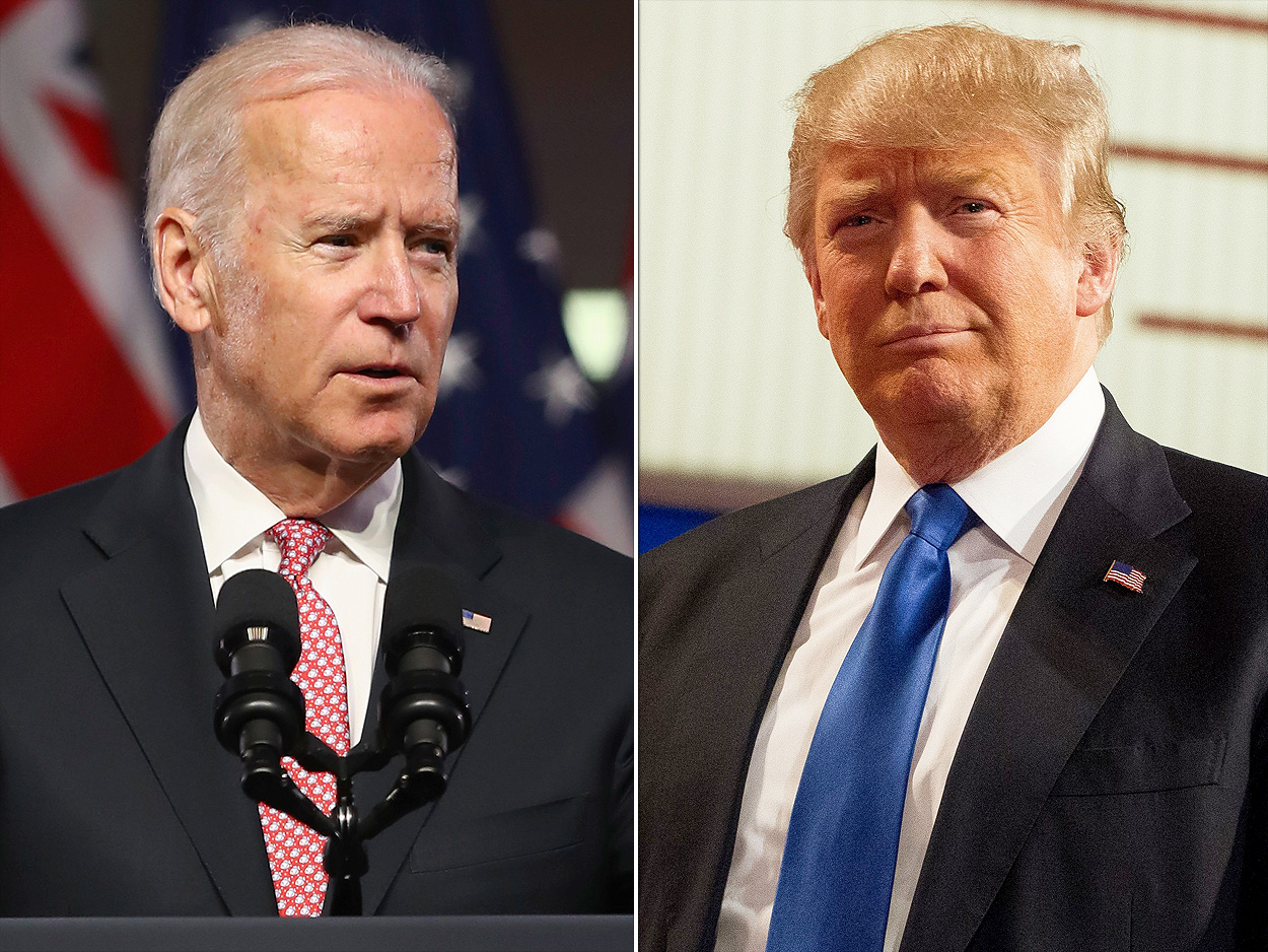 Joe Biden, Donald Trump and Bible Prophecy