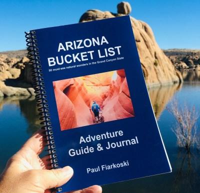 Arizona Bucket List Watson Lake