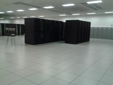The IFORGE cluster